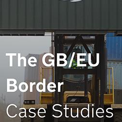 Border Operating Model Case Studies